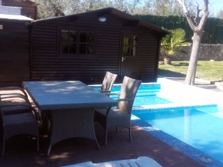 Romantic House Jacuzzi 8 pax, pool Near the center of Salou PortAventura