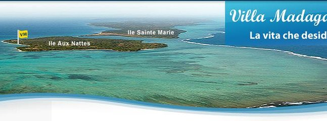 Ile aux mats and position VILLAMADAGASCAR