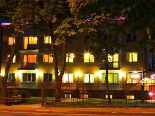Tvirtove apartments