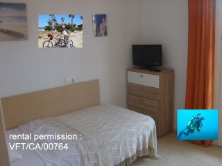 single bedroom with roomsbikeanddive