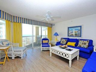 Cambridge 301, 3 bed/3 bath Condo, Litchfield Beach & Golf, Partial Ocean Views