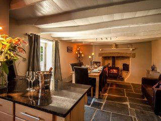 The Old Farmhouse, listed in the Domesday Book dog friendly
