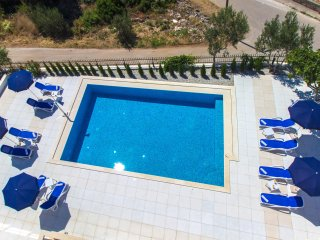 Brand new Villa Tramonto with pool and sea view - Luxury One-bedroom apartment-8