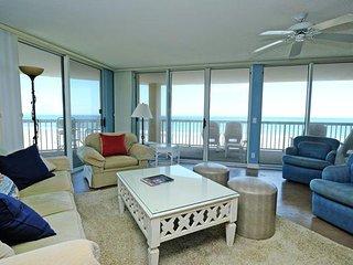 Cambridge 404, Litchfield Beach & Golf Resort, 3 bed/3 bath Condo, Ocean Front