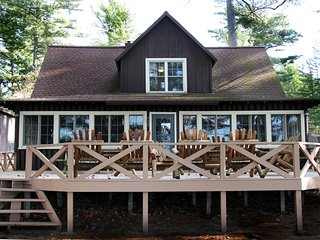 6 Bedroom 3 Bath cabin on Big St. Germain Lake