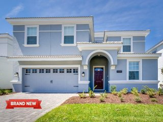 You Must See It 9Bed/5Bath Luxury Home At The Champions Gate, Near Disney!