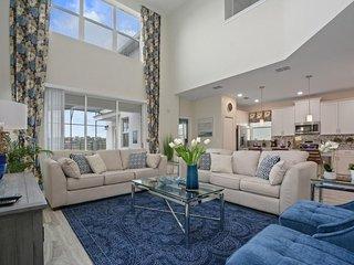 Luxury 5 bedroom suites, 5 minutes from Disney