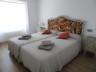 Apartamento adosado a la muralla de Ávila 'Almena de San Segundo'