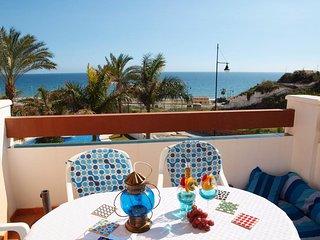 Alquiler vacacional Torrox Costa / playa, 2 dorm+2 baños (4-6 pers) y piscina
