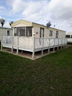 8 Berth 3 bedroom caravan tp51