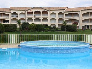 Appartment avec piscine a Moliets Plage. A cote du Golf