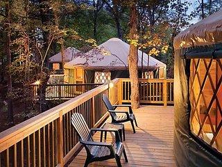 Gordonsville Yurt