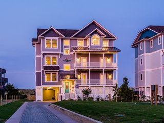 Atlantic Dream- 8 Bedroom Oceanfront Vacation Home w/ FREE H2OBX Tickets