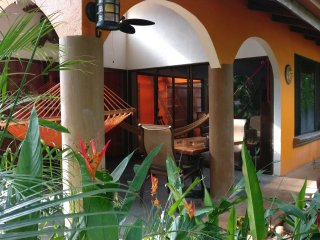 Casa Kalana Surf Villa - just 250 yards to the Ocean in a lush jungle setting!