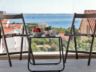 Villa Kozina - Luxury apartment 3 with the sea view in Podstrana, Split