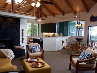 Luxurious Coffee Estate above the Kona Coast ~ Peaceful & Luxurious