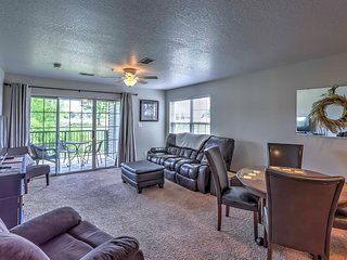 Branson Condo on Fairway: Steps From Resort Pools!