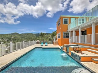 NEW! 3BR Christiansted House w/Ocean View Pool!