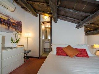 Romantic nest in the center/ near Piazza Navona