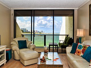 440 West Condos 308 S JUST LISTED! Desirable Gulf Front 2/2 Clw Beach