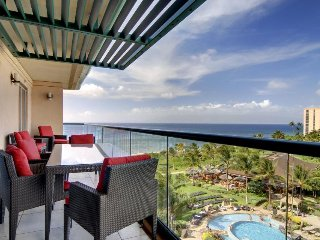Honua Kai - Hokulani 603 w/ top floor ocean view, lanai & resort pools/hot tubs!