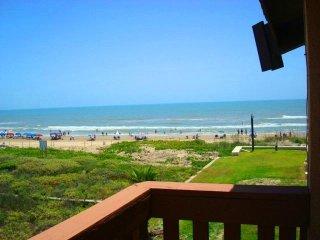 Beachfront Condo with Amazing, Aqua Views