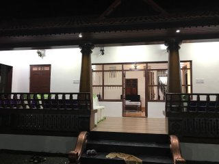Kerala Heritage Villa 4 bed rooms