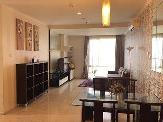 Elegant & Cosy Apartment in Jakarta - FX Senayan