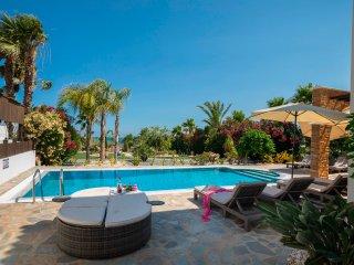 Ionion Seafront Villa