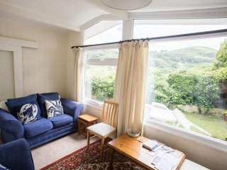 2 Bedroom Chalet, Number 58 at Happy Valley, near Tywyn, Pet Friendly, Sleeps 4