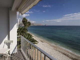 Altea Beach B Front < 2 Persons | Beach < 5 meters