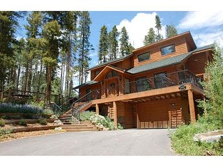 Quicksilver Lodge Home Hot Tub Breckenridge Vacation Rentals Colorado