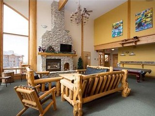 Great room, stunning public open space to share with friends and family.