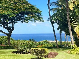 Wailea Ekolu #1207 2Bd/2Ba Ground Floor, Ocean View, Full A/C, Sleeps 6