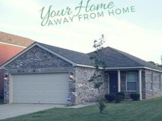 Wonderful Furnished Home in Huntsville, AL