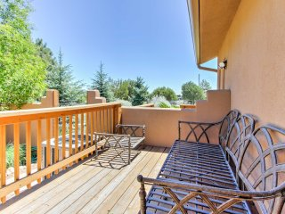 NEW! Inviting 3BR Alto Home w/Private Back Deck!