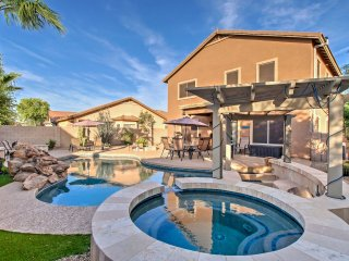 San Tan Valley House w/Backyard Pool & Hot Tub!