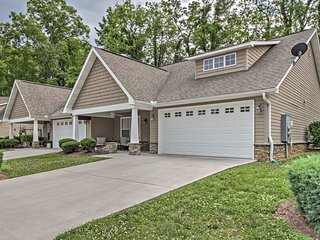 NEW! 'Peace Be Still' 2BR Pigeon Forge Condo w/Pool