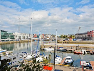 Galway City Centre Harbour View