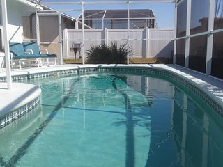 Another picture of the popular pool area