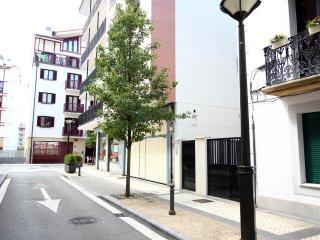 Clásica y céntrica vivienda en el centro Hondarribia