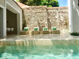 Fantastic new renovated House in old town Cartagena.