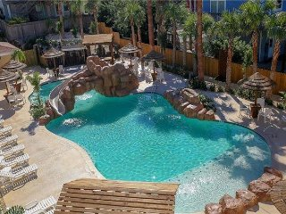 Sparkling 4BR at New Resort - Fantastic Water Slide & Pools, Near Beach