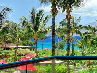 Maui Resort Rentals: Honua Kai Konea 245 - Spacious Interior Courtyard 2BR