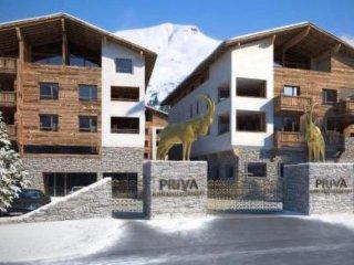PRIVA Alpine Lodge DLX3