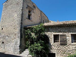 Drome Provencale, maison de village