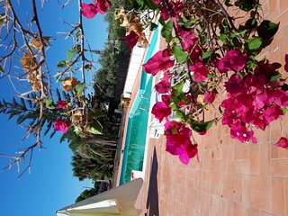 Appartamento in Villa Rossitto con piscina
