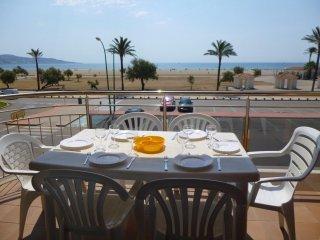 0086-BLAUCEL Apartamento con vista al mar y piscinas comunitarias