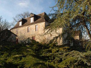 Dordogne Authentic Farmhouse 18th c Perigord