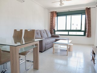 Beautiful spacious two bedroom apartment with communal pool